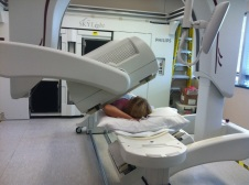 Sentinal node biopsy prep