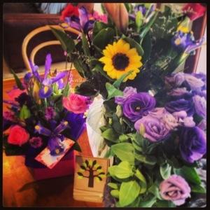 The emerging florist