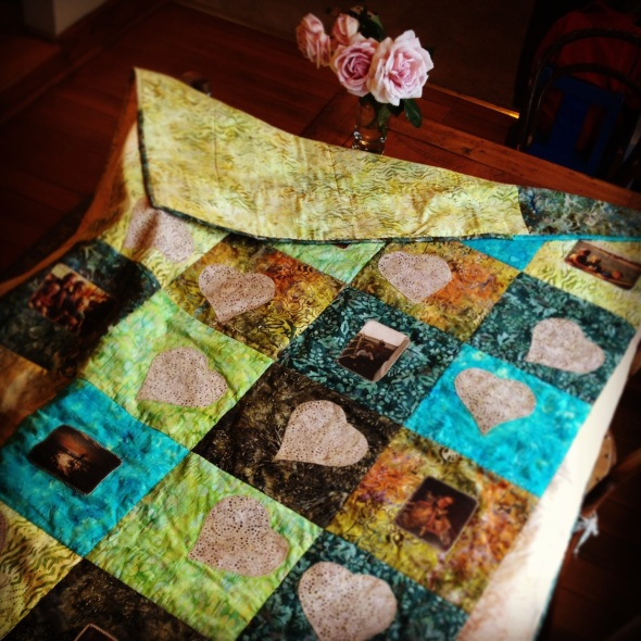 The Quilt of Comfort