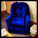 The Blue Chair