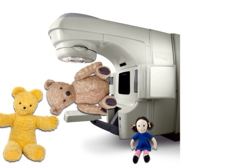 What happens in radiotherapy. Picture by Master Five.