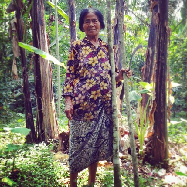 Kintamani farmer