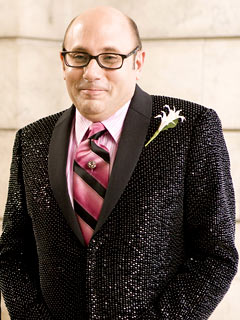 This is what cancer treatment turned me into. Stanford Blatch. Does anyone know where I can get me a glo-mesh jacket?